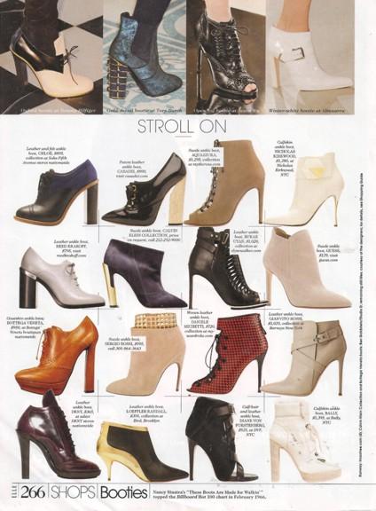Ankle boots Elle 1013 montage REV