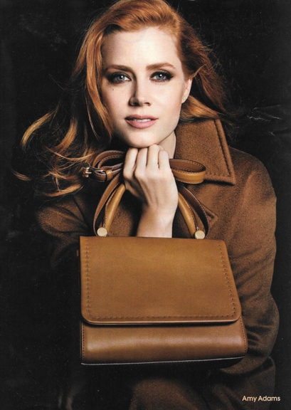 Small scale handbag Amy Adams w Max Mara bag 1014 REV
