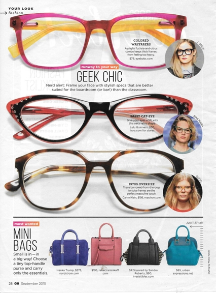 Glasses 0915 GH geek chic REV
