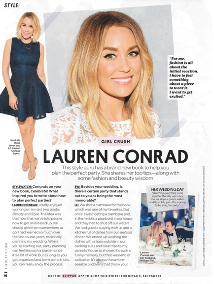0416 comfort Lauren Conrad in People Watch REV