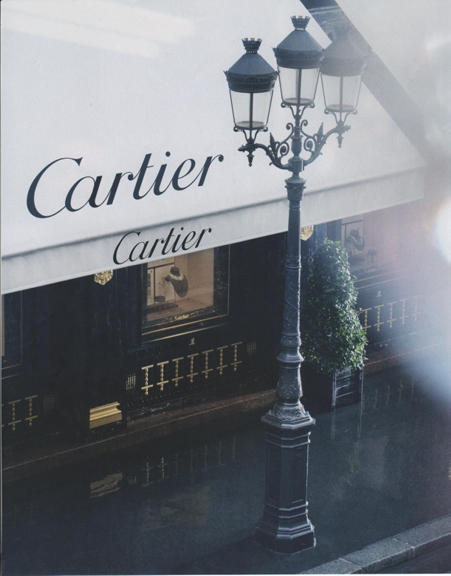 1216 Cartier Paris store jewelry in window REV